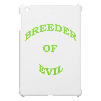 Breeder of Evil iPad Mini Cover