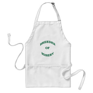 Breeder of Misery Adult Apron