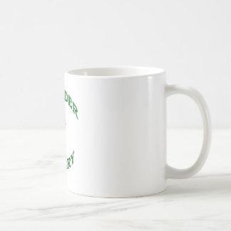 Breeder of Misery Classic White Coffee Mug