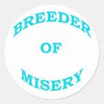 Breeder of Misery Sticker