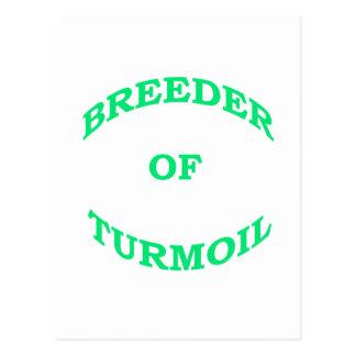 Breeder of Turmoil Postcard