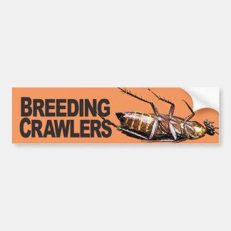 Breeding Crawlers - Bumper Sticker