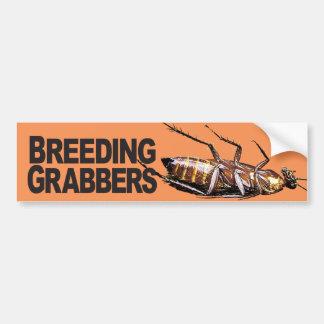 Breeding Grabbers - Bumper Sticker