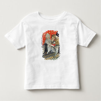 Breeding pigs and horses toddler t-shirt