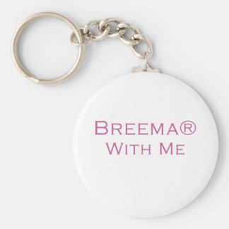 Breema With Me Keychain