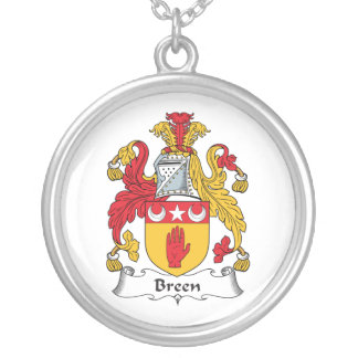 Breen Family Crest Necklace