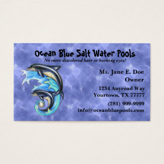 Breeze & Brine Business Card