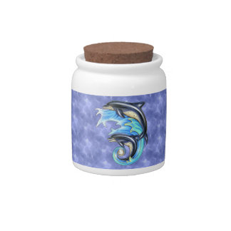 Breeze & Brine Candy Jar