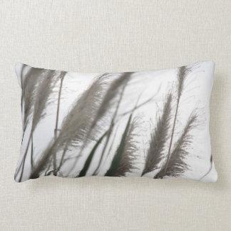 Breeze | Japanese Silvergrass Grasses Gifts Throw Pillow