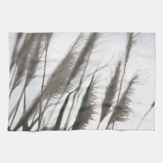 Breeze | Japanese Silvergrass Photography Kitchen Towels