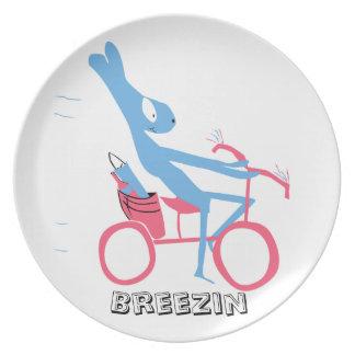 Breezin Plate