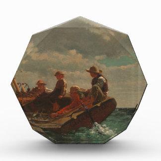Breezing Up (A Fair Wind) by Winslow Homer Award