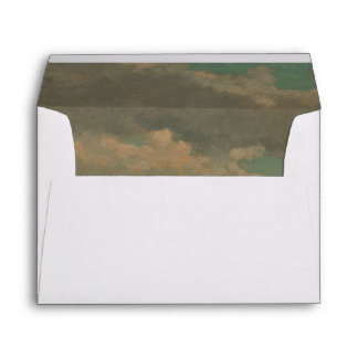 Breezing Up (A Fair Wind) by Winslow Homer Envelope