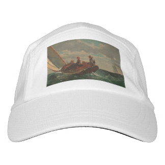 Breezing Up (A Fair Wind) by Winslow Homer Hat