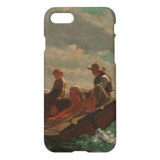 Breezing Up (A Fair Wind) by Winslow Homer iPhone 7 Case