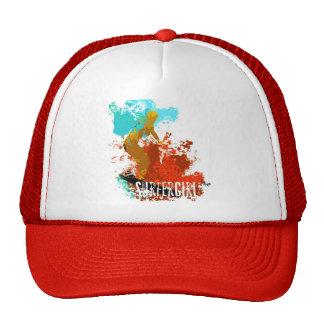 Breezy Beach Wear Surfer Girl Hat
