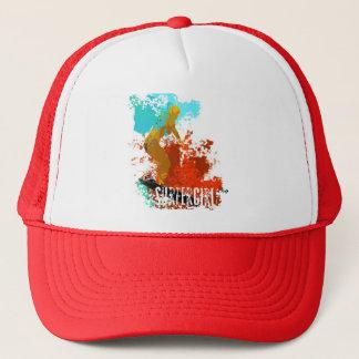 Breezy Beach Wear Surfer Girl Trucker Hat