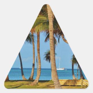 Breezy Palms Stickers
