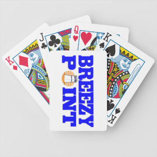 Breezy Point Playing Cards