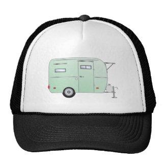 """""""Breezy"""" The Boler Travel Trailer Trucker Hat"""