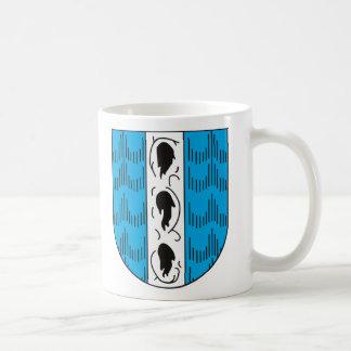 Bregenz Coat of Arms Mug