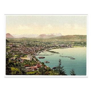 """Bregenz de """"Haggen"""", el Tyrol, Austro-Hungría rara Tarjetas Postales"""