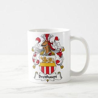 Breithaupt Family Crest Coffee Mug