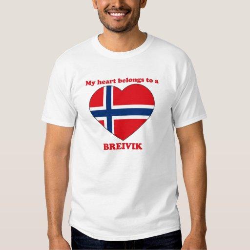 Breivik Camisas
