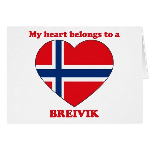 Breivik Felicitación