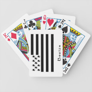 breizh bicycle playing cards