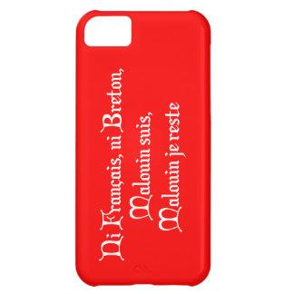 BREIZH BRETAGNE BRITAIN malouin iPhone 5C Covers