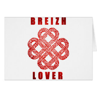 Breizh to coil Brittany Card