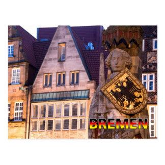 Bremen 01B Postcard