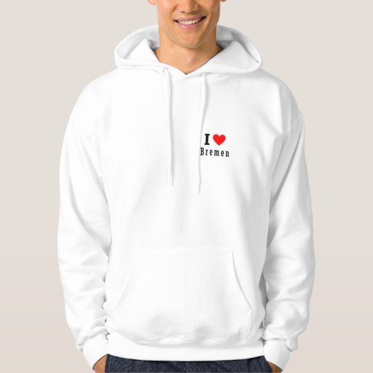 Bremen, Alabama City Design Hoodie
