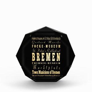 Bremen City of Germany Typography Art Award