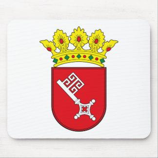 Bremen Coat of Arms Mousepad