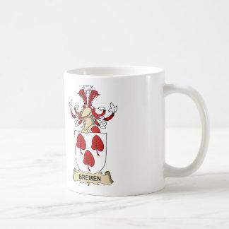 Bremen Family Crests Mugs