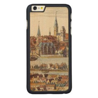 Bremen, Germany, 1719 Carved® Maple iPhone 6 Plus Slim Case