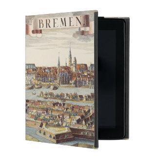 Bremen, Germany, 1719 iPad Cover