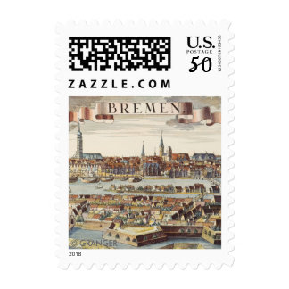 Bremen, Germany, 1719 Postage