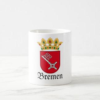 Bremen Wappen Coat of Arms Coffee Mug