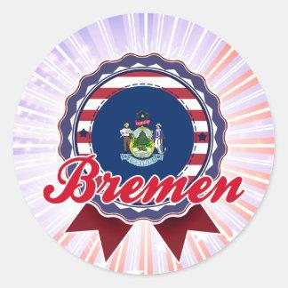 Bremen, YO Etiqueta