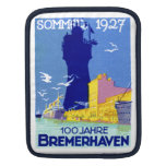 Bremerhaven 1927 Alemania Manga De iPad