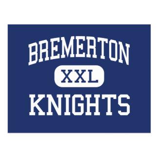 Bremerton - caballeros - alto - Bremerton Postales