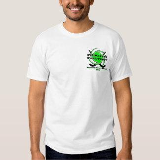 Bremerton Hurricanes Hardball Roller Hockey T Tee Shirt