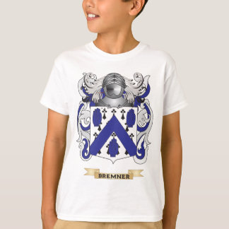 Bremner Coat of Arms (Family Crest) T-Shirt