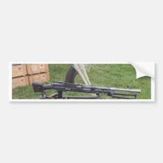 Bren Gun Bumper Sticker