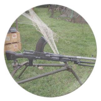 Bren Gun Plate
