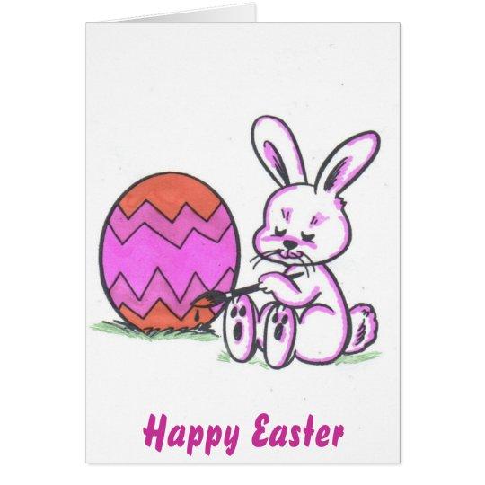 Brenda Bunny Card