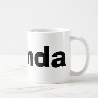 Brenda Coffee Mug